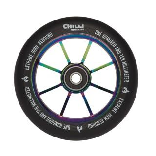 Obrázek Chilli kolečko Rocky 110 mm neochrome