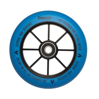 Obrázek Chilli kolečko Base 110 mm modré