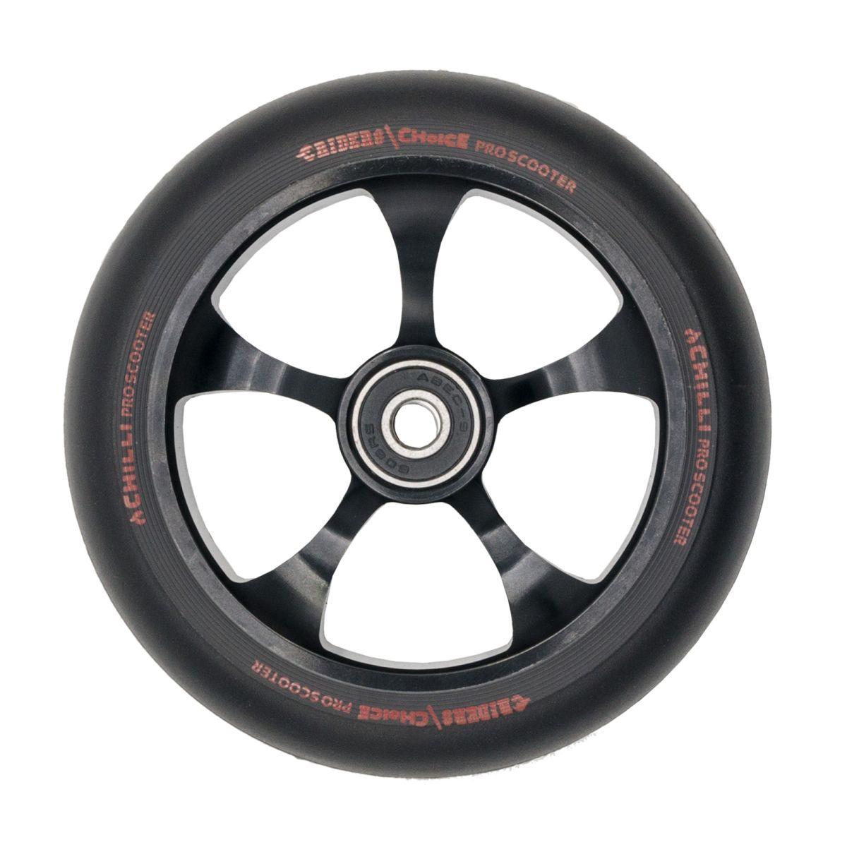 Chilli kolečko SubZero 120 mm černé