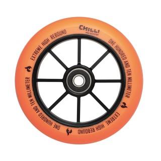 Obrázek Chilli kolečko Base 110 mm oranžové