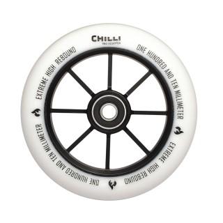 Obrázek Chilli kolečko Base 110 mm bílé